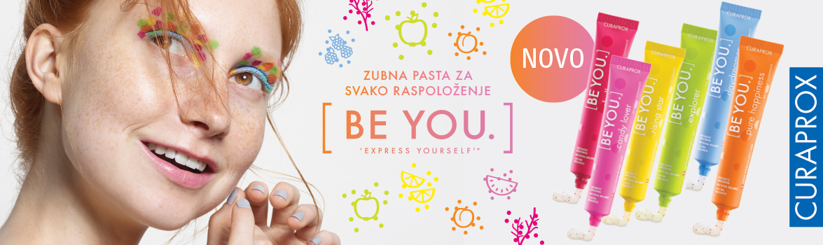 CURAPROX [BE YOU.]